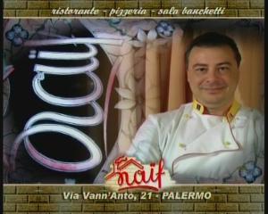 Lo chef Giacomo Raccuglia